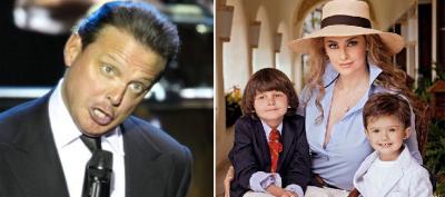 ¿Cómo se llevan los hijos de Luis Miguel con su papá? La Chule lo revela
