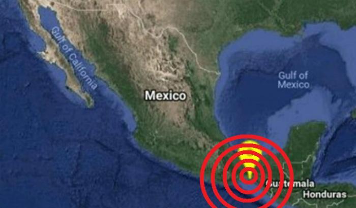 Emergencia: reportan sismo en Chiapas con intensidad de 5.4 grados