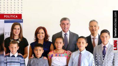 Puebla, primer estado en instalar Consejo de Participación de Sipinna: Tony Gali