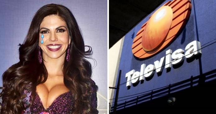 África Zavala rogaría oportunidad a Televisa tras fracaso en Imagen TV