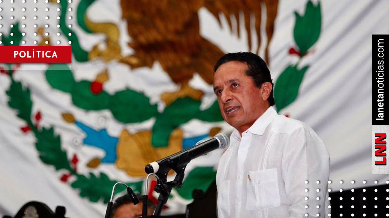 Carlos Joaquín pide que todos los gobiernos trabajen con un mismo objetivo