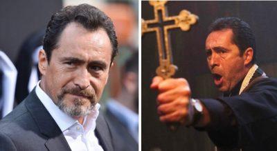 Revelan la triste realidad de Demián Bichir tras sus éxitos en Hollywood