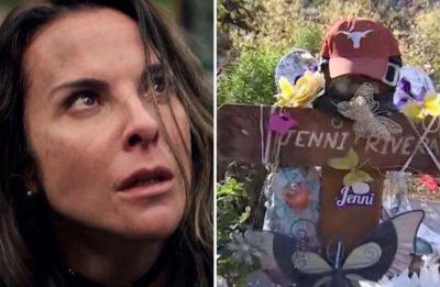 Advierten a Kate del Castillo sobre posible trágica muerte como Jenni Rivera