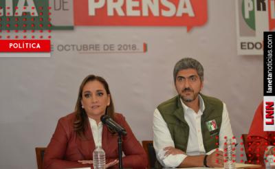 PRI culpa a los nombramientos inapropiados por pasada derrota