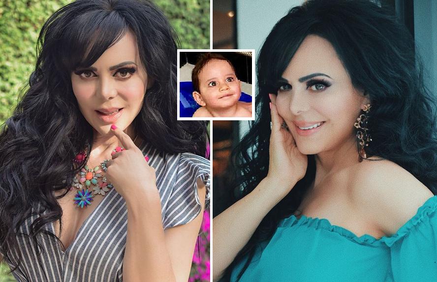 #SugarGrandMother: Maribel Guardia revoluciona hasta su nieto con curvas