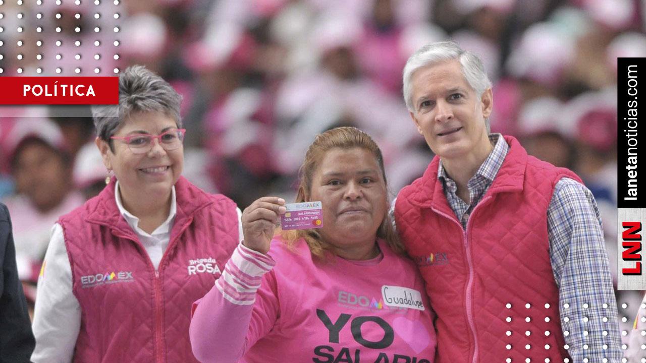 Las mujeres mexiquenses son la prioridad en mi gobierno: Alfredo del Mazo