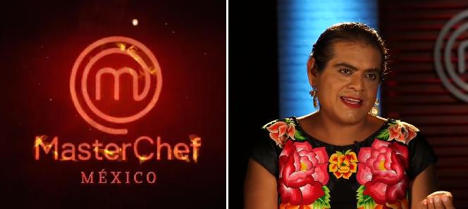 ¿Quién es Paola López? Participante transexual de Master Chef (FOTOS)