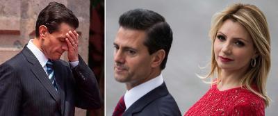 Peña y La Gaviota: develan la oscura razón por la que aún no se divorcian