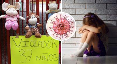Contagian enfermedad de transmisión sexual a niños abusados en kínder de CDMX