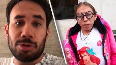 VIDEO: Werevertumorro confiesa BURLARSE del youtuber AKIM en parodia