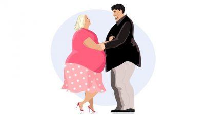 Estudio confirma que las parejas que se aman tienden a engordar