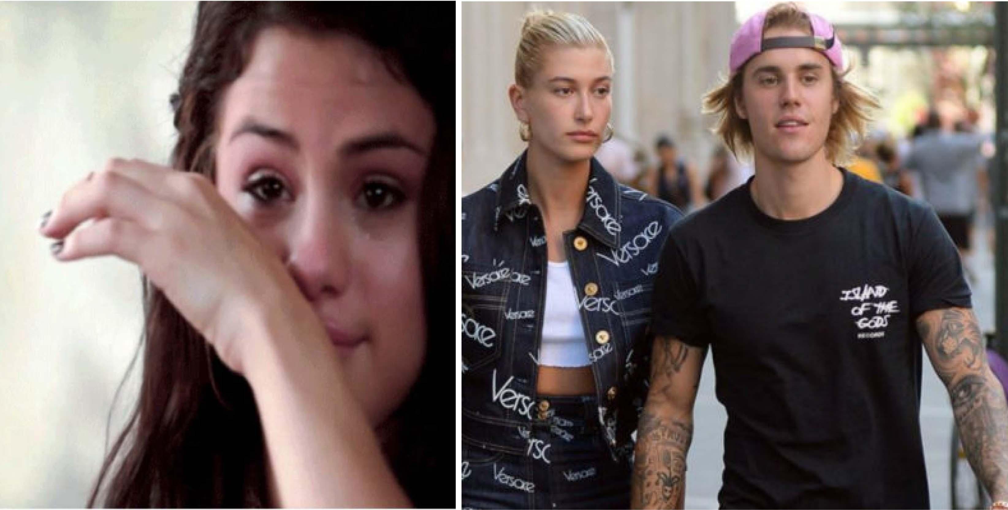 Internan a Selena Gomez, Justin habría provocado crisis mental