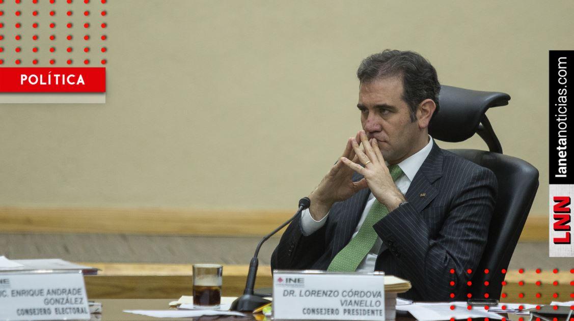 INE rechaza que narcotráfico haya aportado dinero a campañas electorales