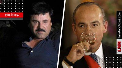 Surgen más pruebas contra Felipe Calderón; afirman que sí se reunió con narcos