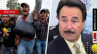 Alcalde de Tijuana dice que no quiere a migrantes por violentos y mariguanos