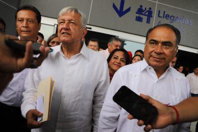 Gobernador de Guerrero elogia plan de seguridad propuesto por AMLO