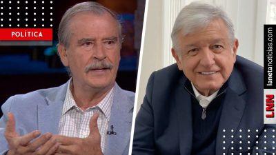 Vicente Fox cuestiona 'autoridad moral' de AMLO y usuarios lo devoran vivo. Noticias en tiempo real