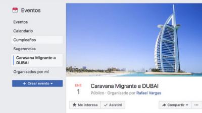 <i>Si nos organizamos</i>: Mexicanos planean caravana migrante a Dubái