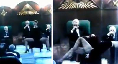 Filtran perturbadora grabación de un show Illuminati (VIDEO)