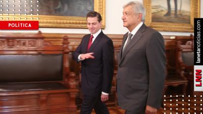 Reconozco a Peña Nieto por no meterse en elecciones: AMLO. Noticias en tiempo real