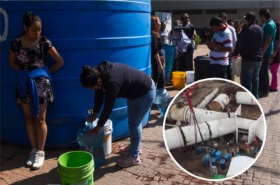 Morena va por auditoría a Conagua: ¿qué hizo a 500 mdp si sigues sin el líquido?. Noticias en tiempo real