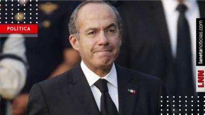 ¿Será Alcohólicos Anónimos?: destrozan a Calderón por anunciar nuevo partido