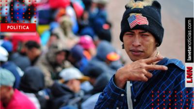 Migrantes se arriesgan a propósito y buscan que autoridades gringas los 'salven'. Noticias en tiempo real