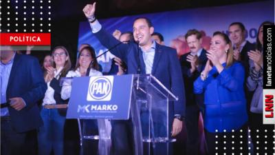 ¿Quién es Marko Cortés? ¿podrá sacar al PAN de la barranca?. Noticias en tiempo real
