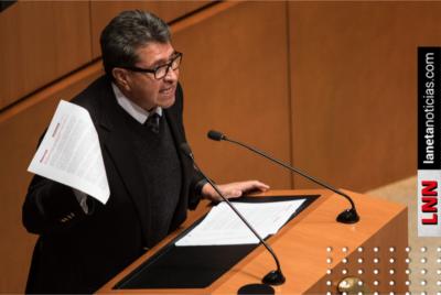 Monreal presenta Ley Antimordida: incentivará a quienes actúen conforme a la ley. Noticias en tiempo real