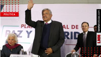 AMLO presenta ejes del Plan de Seguridad: 'el mal se enfrenta haciendo el bien'. Noticias en tiempo real