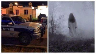 Paranormal: aparición de la Llorona desata terror en Chihuahua. Noticias en tiempo real