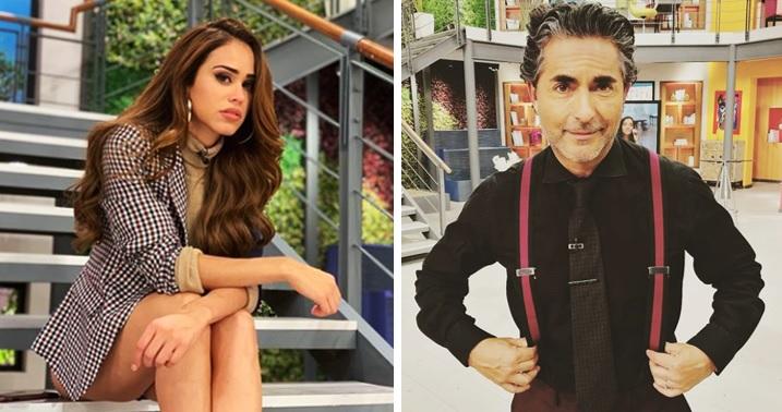 Especulan romance entre Raúl Araiza y Yanet García con polémicas imágenes