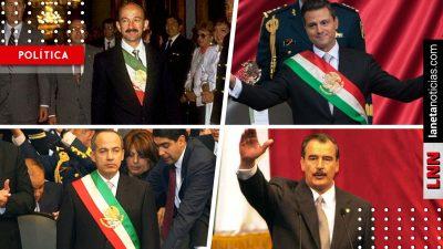 ¡Desde Salinas hasta Peña Nieto! Conoce cómo fueron las anteriores investiduras