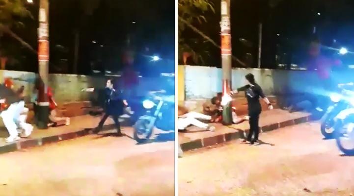 Filtran grabación de sicaria asesinando a 5 jóvenes en Veracruz (VIDEO)