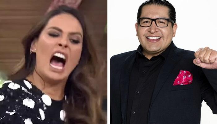 Galilea Montijo lanza contundente indirecta a Álex Kaffie (VIDEO)