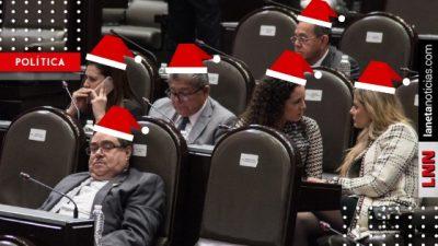 Nomás que llegue Santa Claus: reducción de salario a servidores iniciará en 2019. Noticias en tiempo real