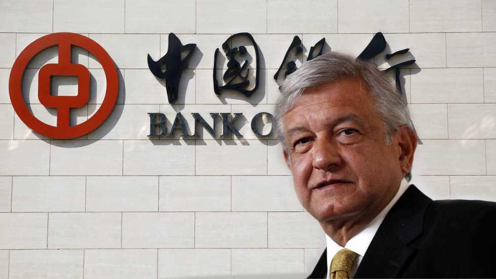 <i>Achis, achis</i>: Bank of China alza la mano para financiar proyectos de AMLO