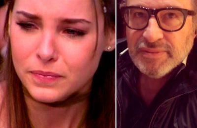 Belinda se filma sin sostén frente a su padre y termina regañada (VIDEO). Noticias en tiempo real