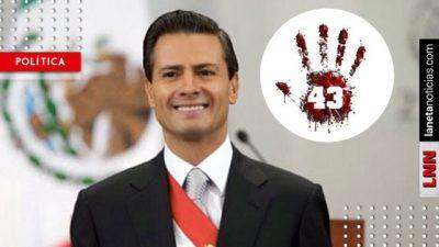 Peña deja un país con crisis de Derechos Humanos, el reto más grande para AMLO. Noticias en tiempo real