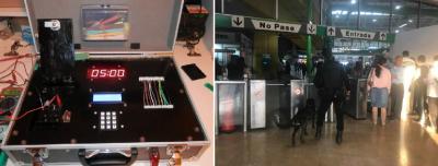 Monterrey: movilización policiaca en Metro Cuauhtémoc por reporte de bomba