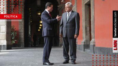 Gobierno de Peña Nieto respeta y apoya plan de seguridad de AMLO