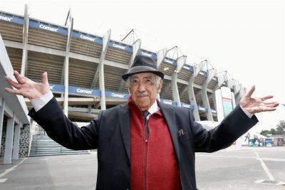 Fallece Melquiades Sánchez, la voz del Estadio Azteca y Canal 5 (VIDEO). Noticias en tiempo real