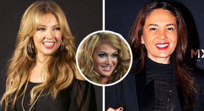Yolanda Andrade confirmaría ruptura con Thalía al reunirse con Paulina Rubio. Noticias en tiempo real