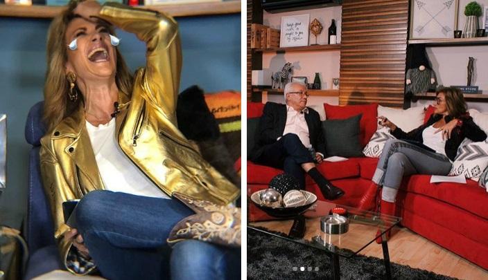 Adela Micha anuncia cancelación de La Saga hasta nuevo aviso
