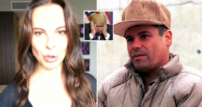 Kate del Castillo manda mensaje a latinos en el inicio de juicio a El Chapo