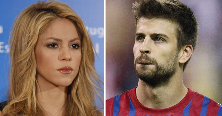 Shakira <i>responde</i> a rumores sobre infidelidad de Piqué (VIDEO)