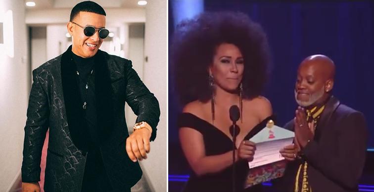 Daddy Yankee gana un Grammy y el público lo abuchea