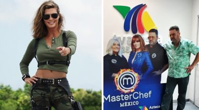 TV Azteca le come el mandado a Televisa en rating dominical con MasterChef. Noticias en tiempo real