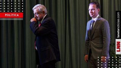 'Es una exageración que Manuel Velasco tenga escoltas por 15 años', dice AMLO