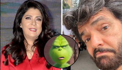 Eugenio Derbez se lanza contra su ex Victoria Ruffo y la llama Grinch